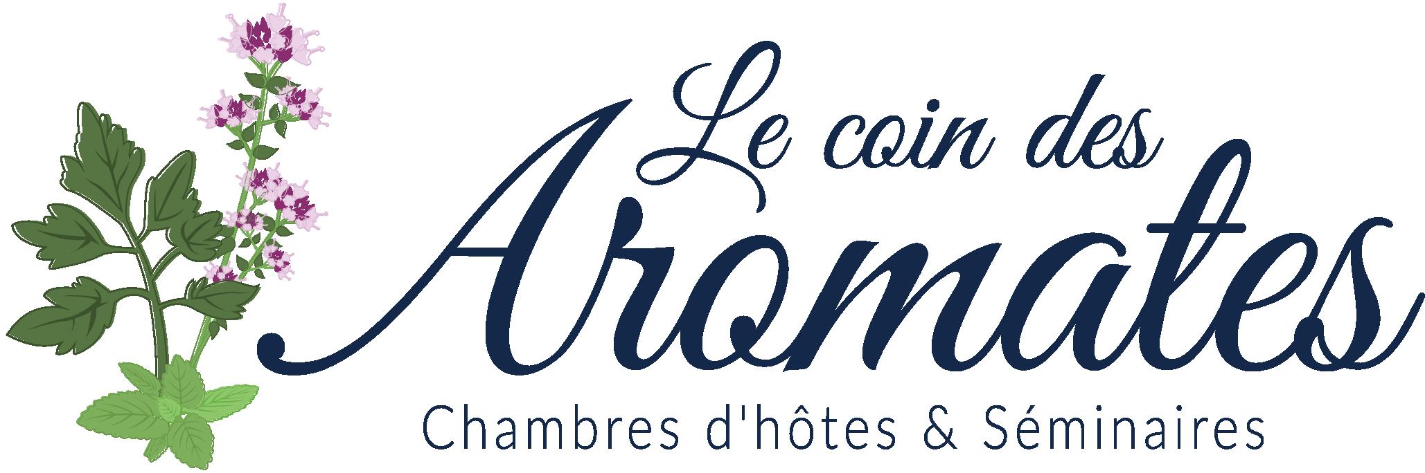 Logo Coin des Aromates