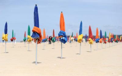 Deauville et les stations balnéaires de la côte fleurie