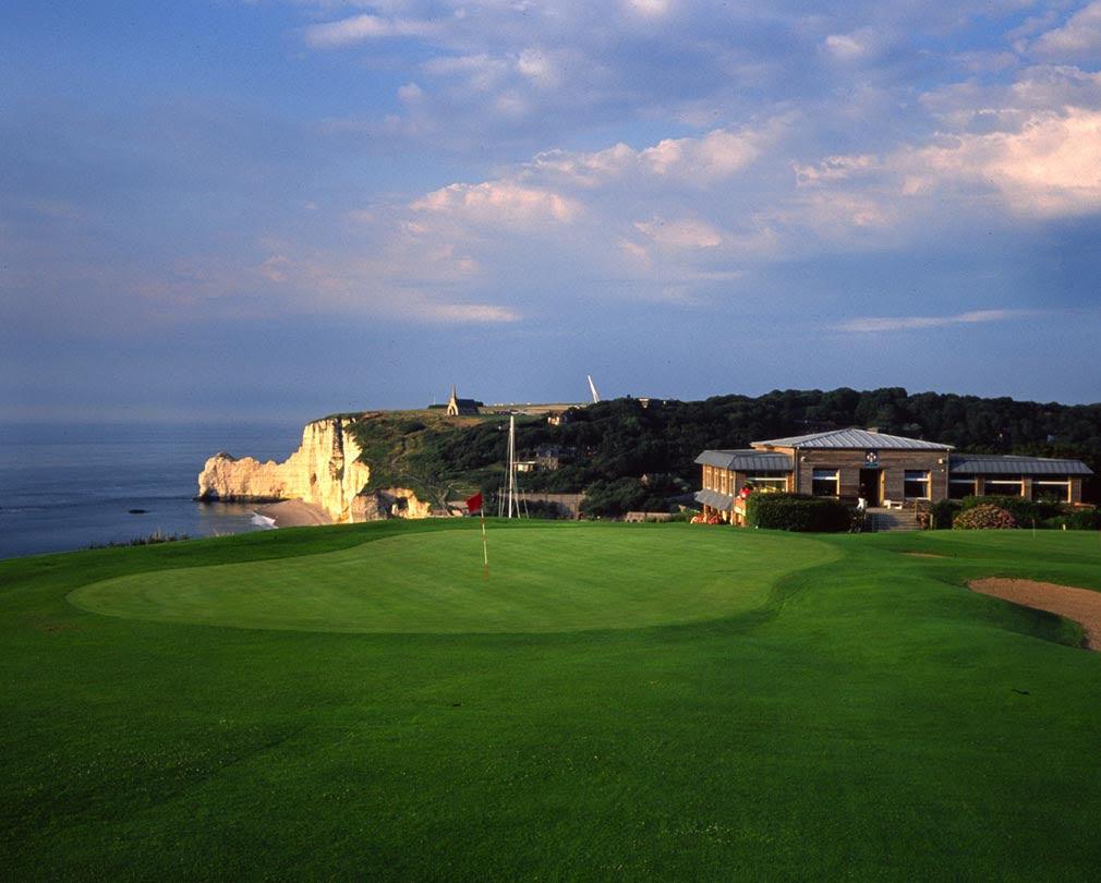 golf-Etretat